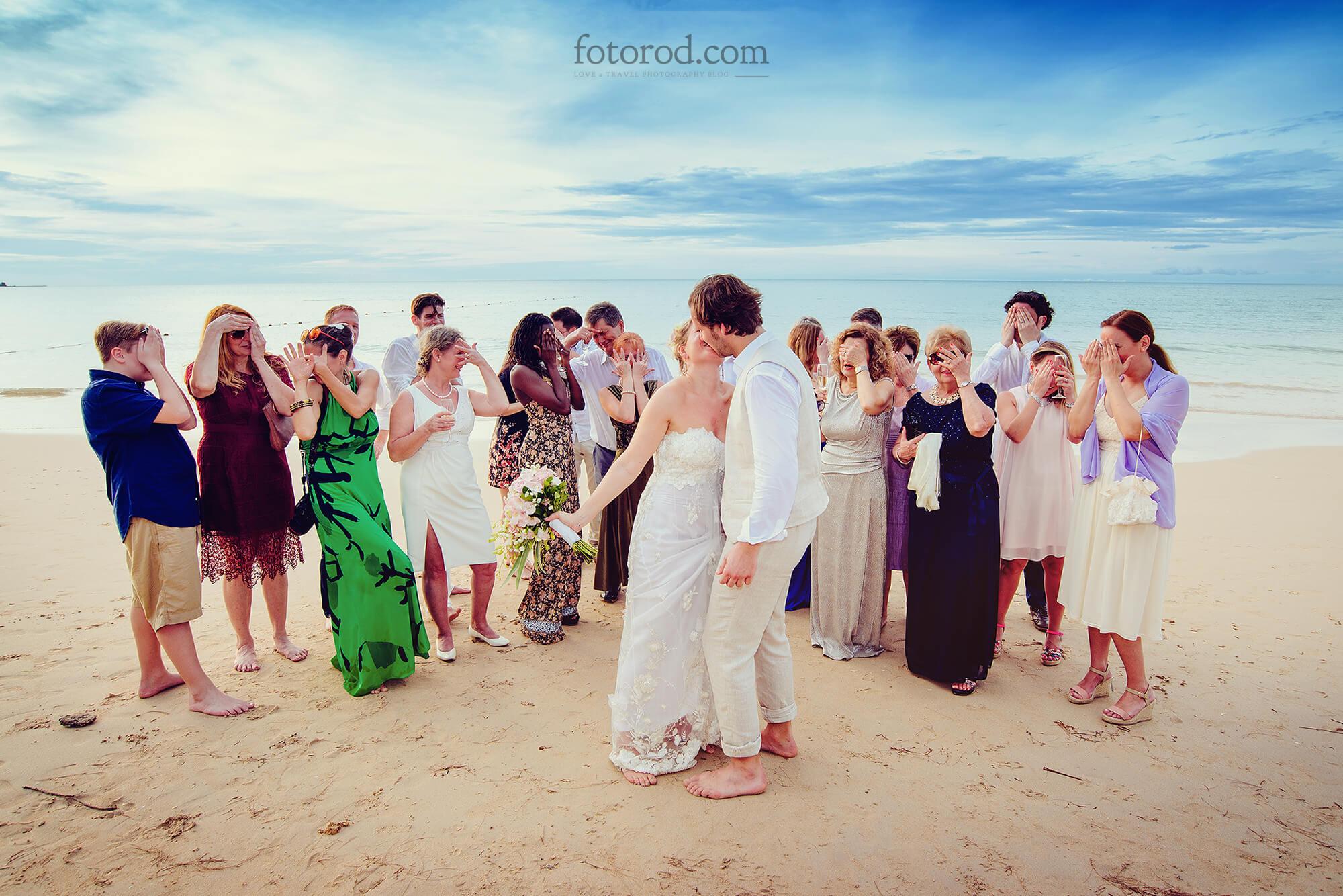 Beach Wedding Khaolak - Phuket Photographer, Hire a Photographer in